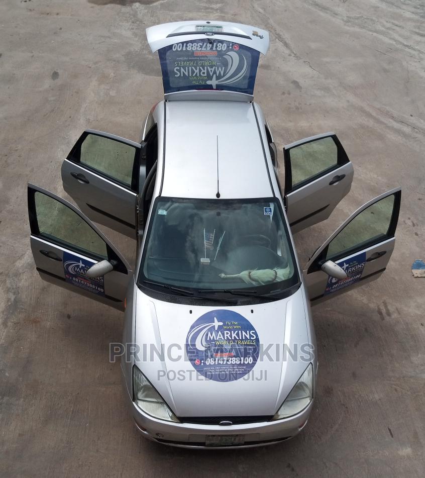 Ford Focus 2003 Wagon Silver