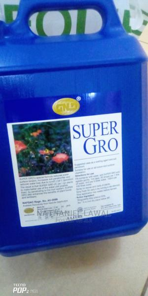 Super Gro an Organic Fertilizer | Feeds, Supplements & Seeds for sale in Abuja (FCT) State, Central Business Dis