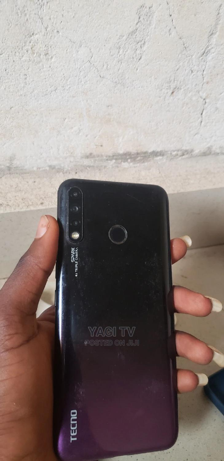 Tecno Spark 4 32 GB Black | Mobile Phones for sale in Ethiope East, Delta State, Nigeria