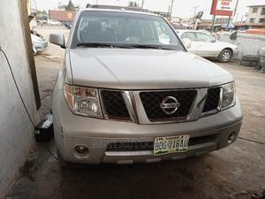 Nissan Pathfinder 2007 LE 4x4 Gray | Cars for sale in Lagos State, Kosofe