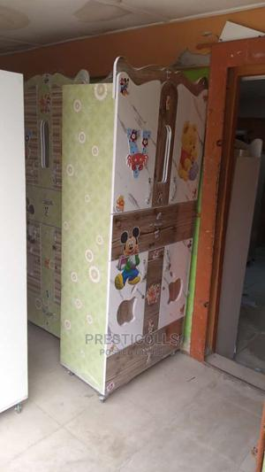 Baby Wooden Wardrobe With 6drawer | Children's Furniture for sale in Lagos State, Oshodi