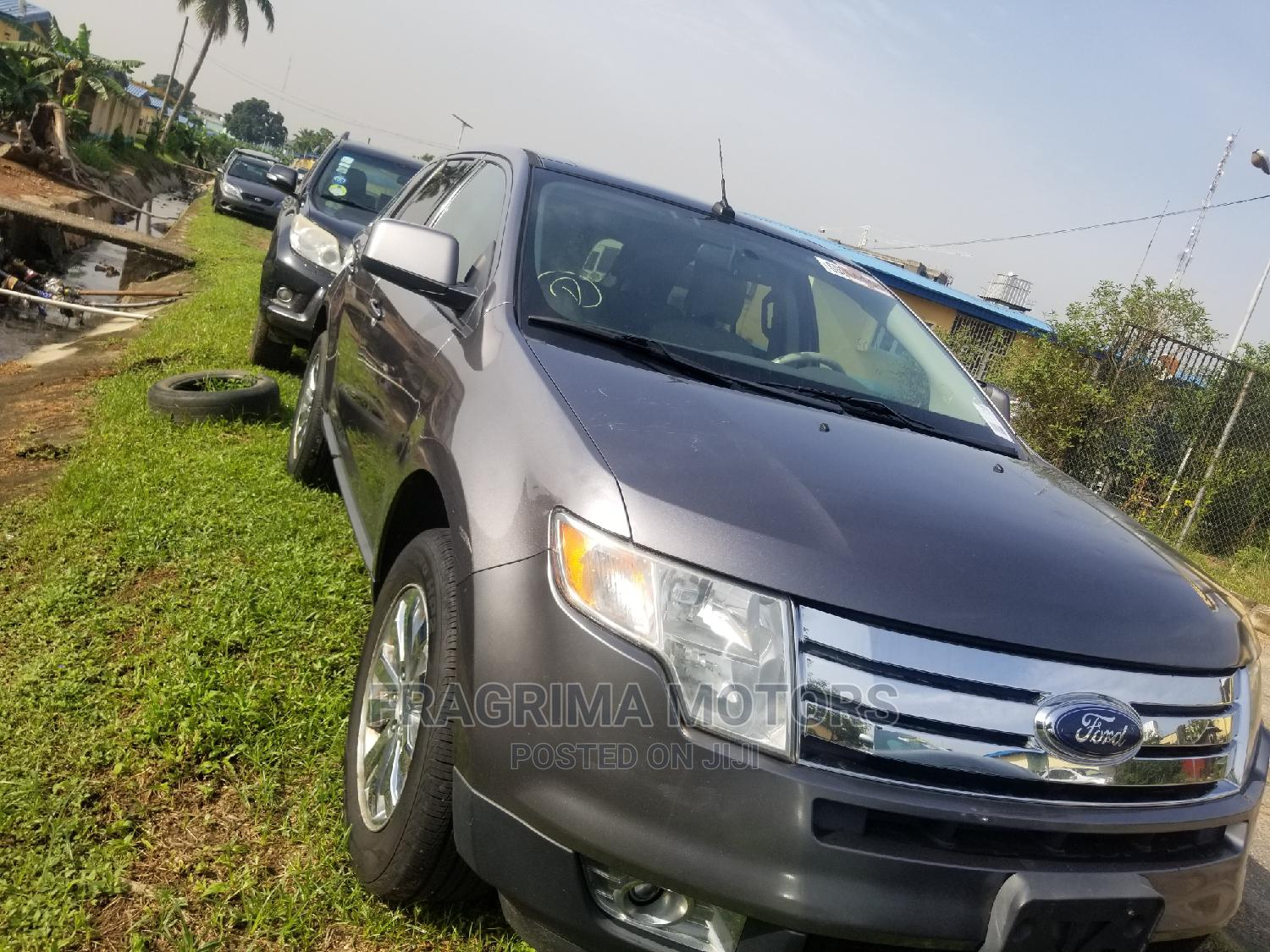Ford Edge 2010 Gray | Cars for sale in Ikeja, Lagos State, Nigeria
