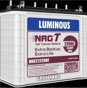 12V 220ah Luminous Tubular Battery | Solar Energy for sale in Lagos State, Ojo