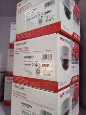 Ceiling IP Camera: Hikvisionds-2cd1123g0-I 2MP, IR Up to 30m   Security & Surveillance for sale in Lagos State, Ikeja