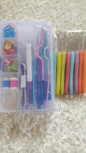 Crochet Hook Set - 57 Pieces Set   Arts & Crafts for sale in Lagos State, Alimosho