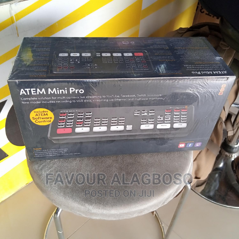 ATEM Mini Pro (Black Magic)