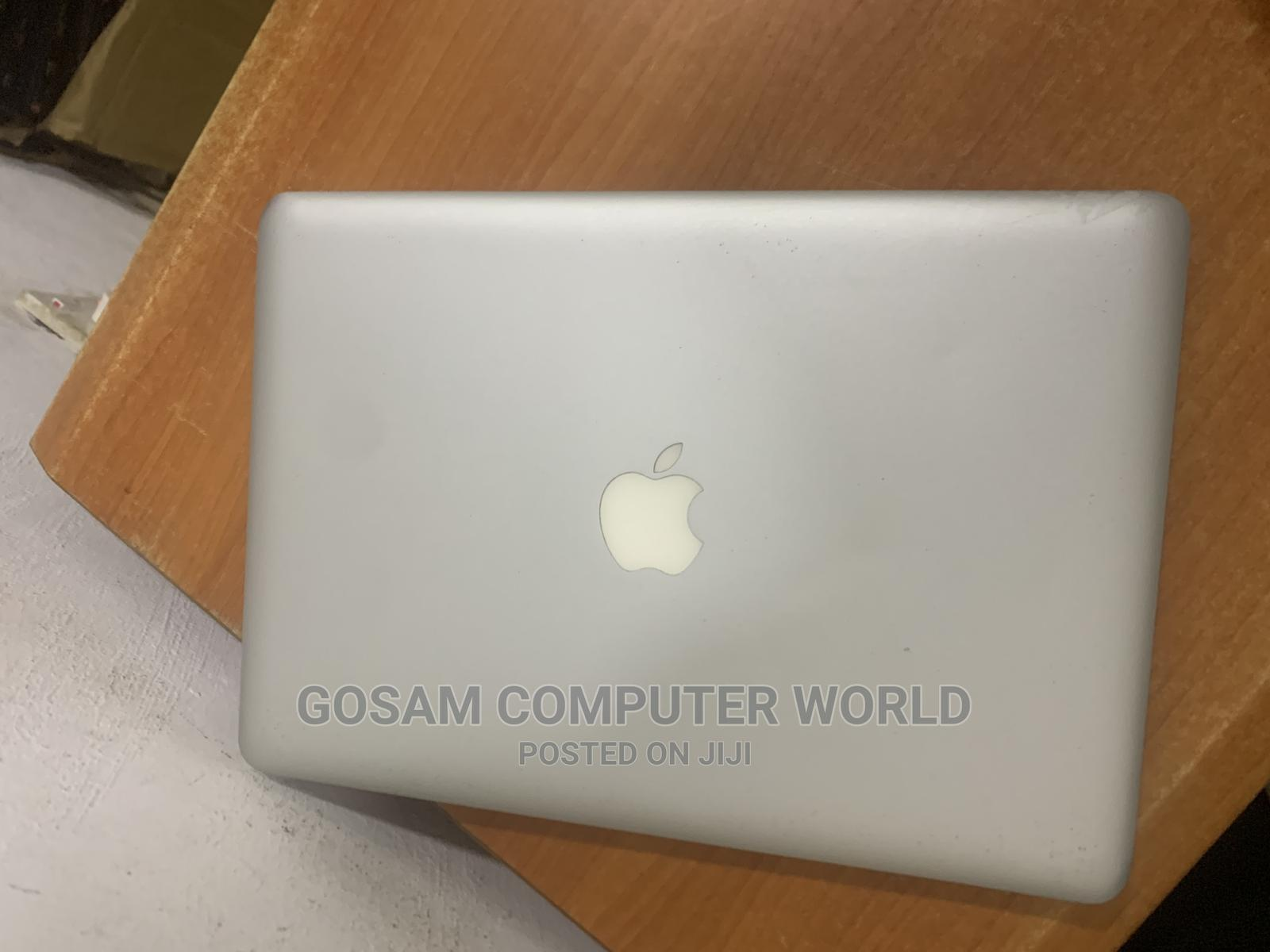 Laptop Apple MacBook Pro 2011 4GB Intel Core I5 HDD 500GB | Laptops & Computers for sale in Ikeja, Lagos State, Nigeria