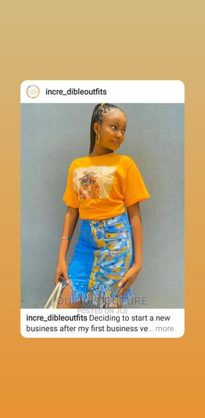 Incredible Lurid Skirt   Clothing for sale in Delta State, Oshimili South