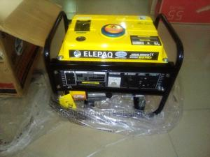 Elepaq Generator SV2500 (1.5KVA) | Electrical Equipment for sale in Lagos State, Ojo