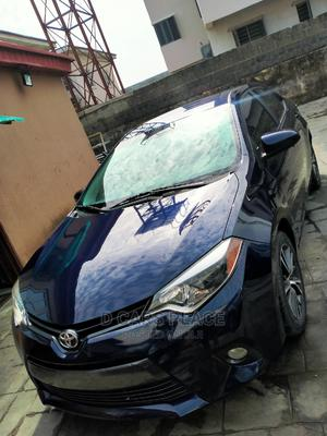 Toyota Corolla 2016 Blue   Cars for sale in Lagos State, Lekki