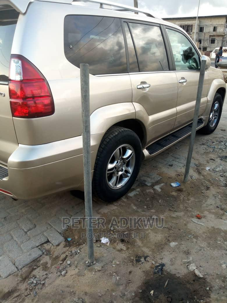 Lexus GX 2009 470 Gold   Cars for sale in Central Business Dis, Abuja (FCT) State, Nigeria