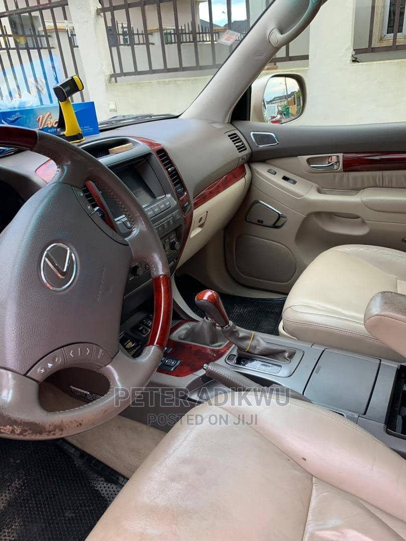 Lexus GX 2009 470 Gold | Cars for sale in Central Business Dis, Abuja (FCT) State, Nigeria