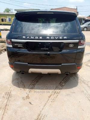 Land Rover Range Rover Sport 2014 Black | Cars for sale in Lagos State, Ikeja