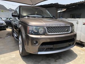 Land Rover Range Rover Sport 2010 Brown | Cars for sale in Lagos State, Ikeja