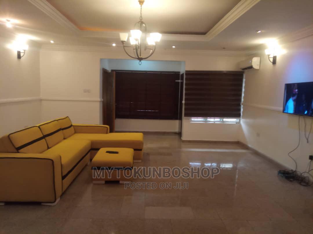 Archive: 4bed Duplex Serviced Apartment