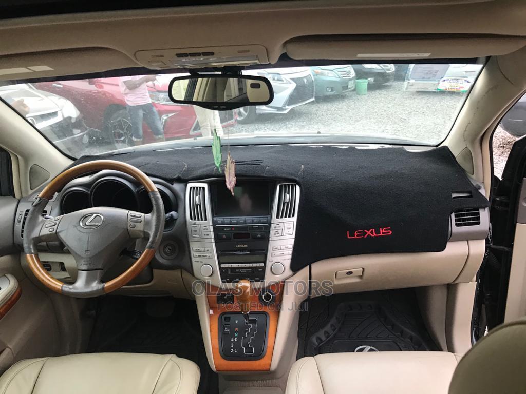 Archive: Lexus RX 2005 Black