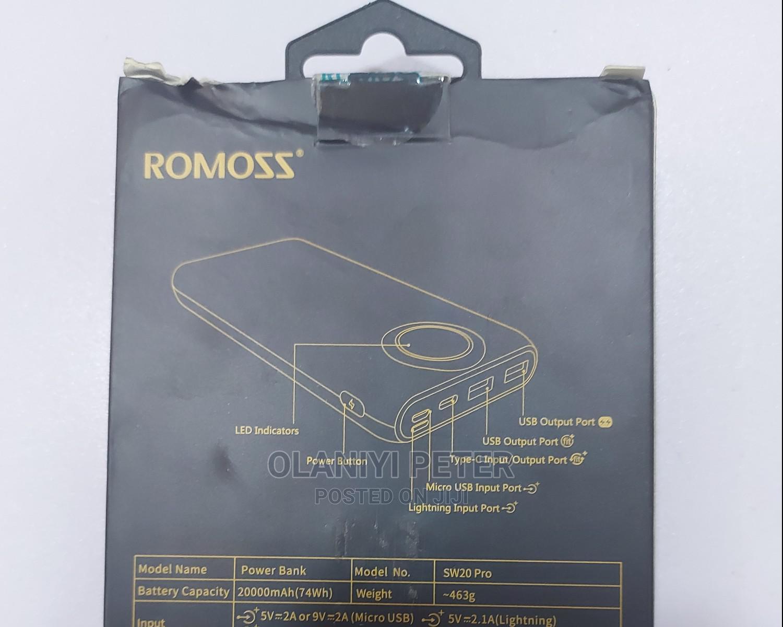 Archive: Romoss 20000mah Powerbank