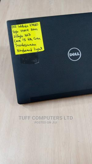 Laptop Dell Latitude 7480 8GB Intel Core I5 SSD 256GB | Laptops & Computers for sale in Rivers State, Port-Harcourt