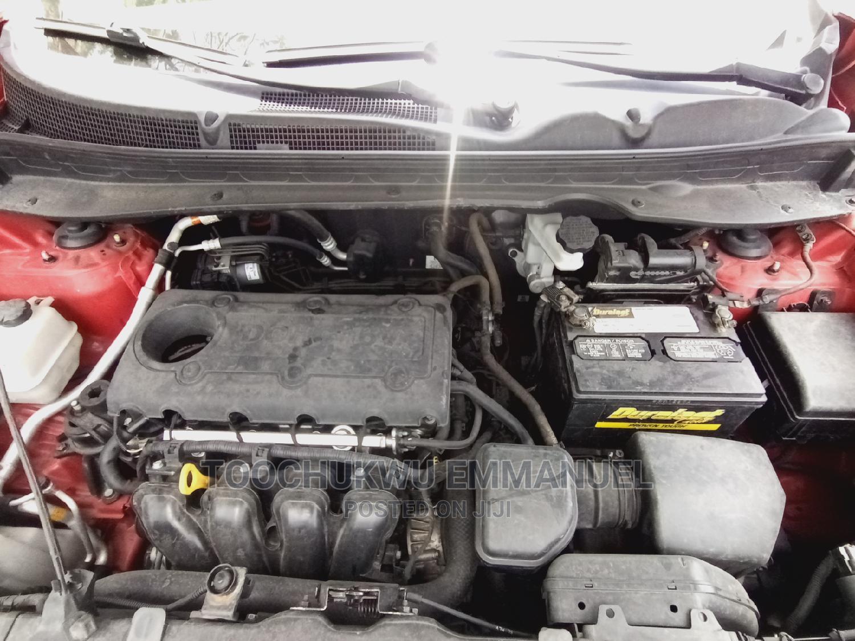 Archive: Kia Sportage 2013 Red
