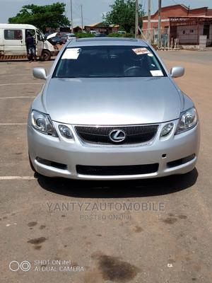 Lexus GS 2006 300 Automatic Silver | Cars for sale in Oyo State, Ibadan