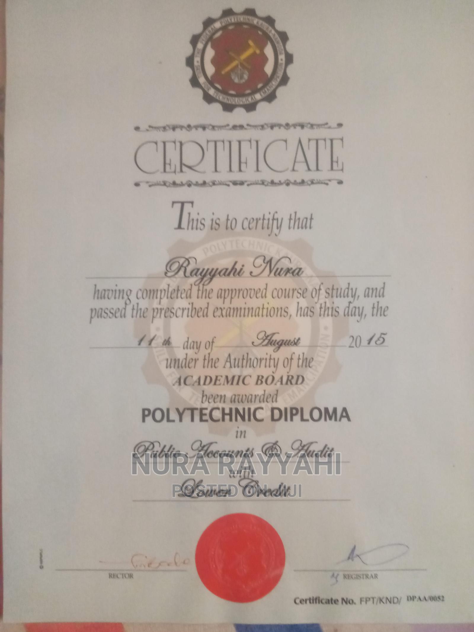 Advertising Marketing CV | Construction & Skilled trade CVs for sale in Kaura Namoda, Zamfara State, Nigeria
