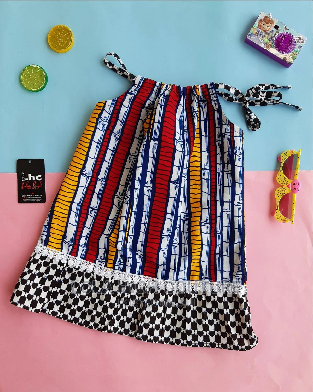 Ankara Dress | Children's Clothing for sale in Obafemi-Owode, Ogun State, Nigeria
