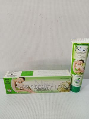 Nisa Unwanted Hair Removal Cream (120 Ml) | Skin Care for sale in Lagos State, Amuwo-Odofin