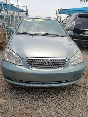 Toyota Corolla 2005 LE Green   Cars for sale in Lagos State, Alimosho