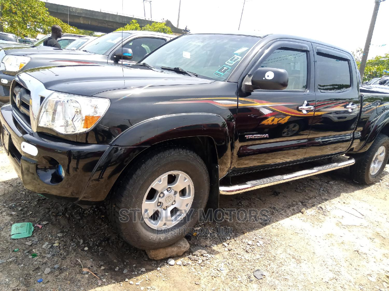 Archive: Toyota Tacoma 2006 Access Cab Black