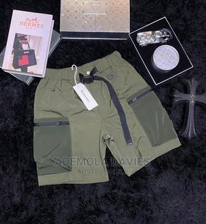 Premium Cargo Shorts | Clothing for sale in Lagos State, Lagos Island (Eko)