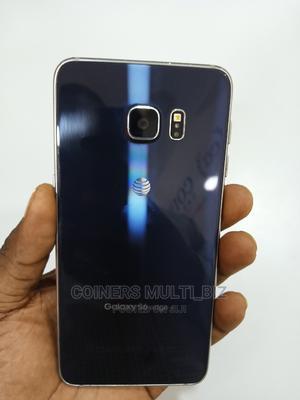 Samsung Galaxy S6 Edge Plus 32 GB Blue | Mobile Phones for sale in Oyo State, Ibadan