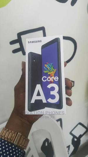 New Samsung Galaxy A3 Core 16GB Black | Mobile Phones for sale in Lagos State, Ikeja