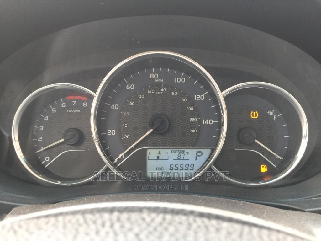 Toyota Corolla 2014 Red | Cars for sale in Surulere, Lagos State, Nigeria