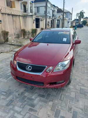 Lexus GS 2008 350 AWD Red | Cars for sale in Lagos State, Ajah