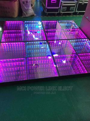 Stage Light, Mirror Disco Floor, 3D Dance Floor Light RGB | Stage Lighting & Effects for sale in Lagos State, Yaba