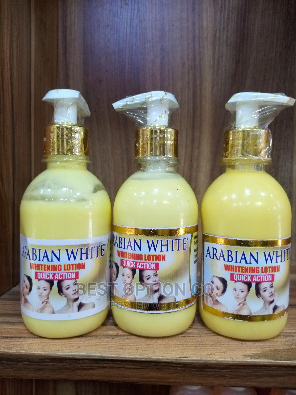 Arabian White Whitening Lotion