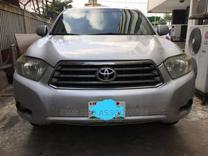 Toyota Highlander 2009 Silver   Cars for sale in Lagos State, Ikoyi