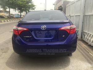 Toyota Corolla 2014 Blue | Cars for sale in Lagos State, Surulere