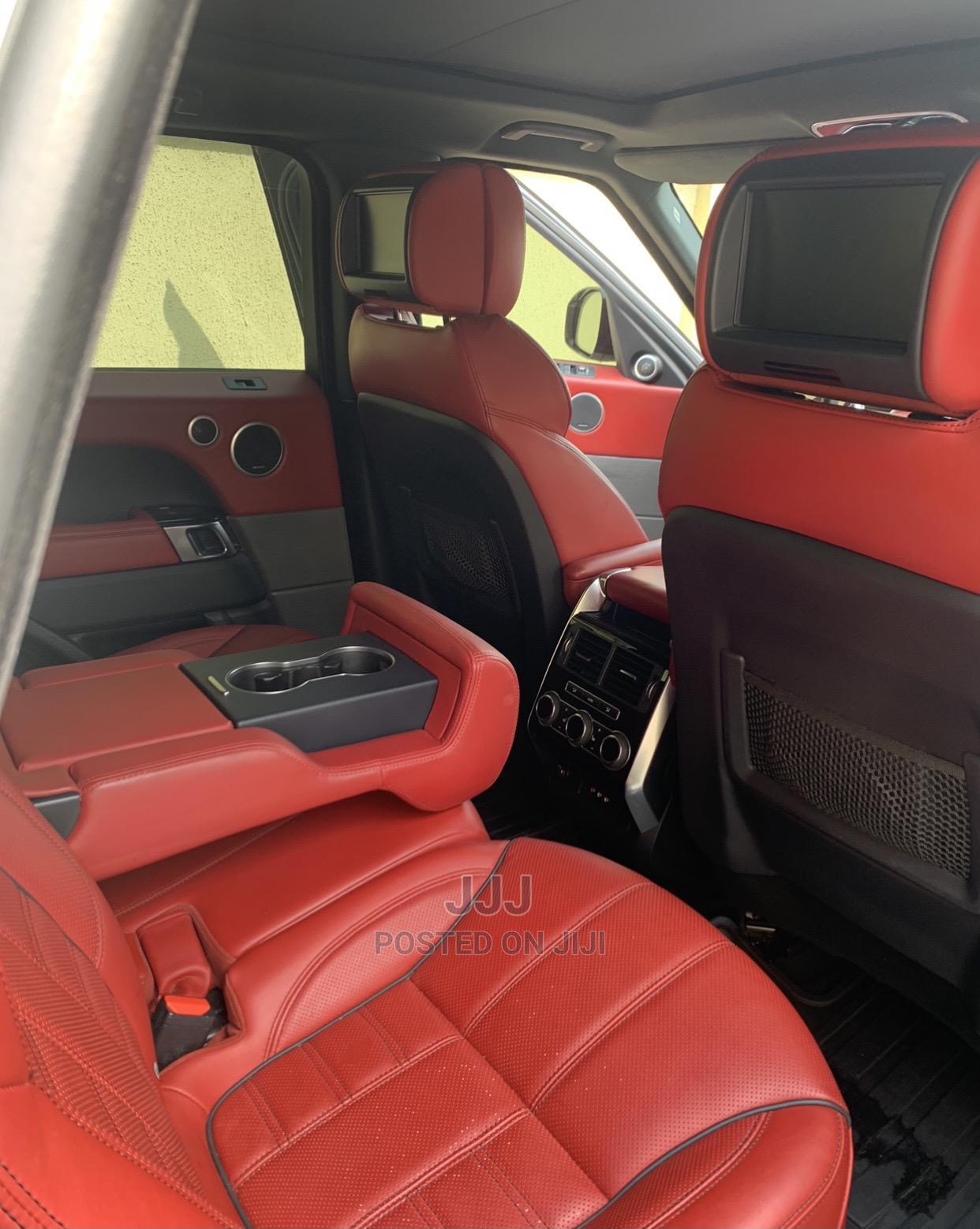Land Rover Range Rover Sport 2014 White   Cars for sale in Victoria Island, Lagos State, Nigeria