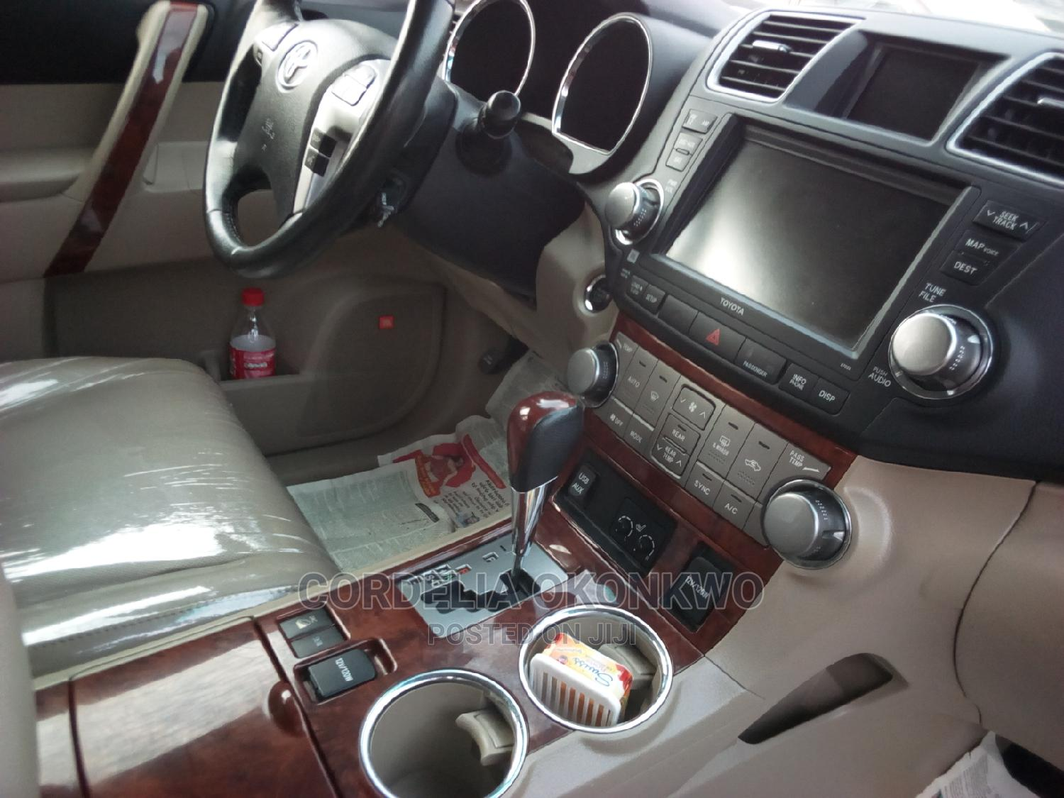 Toyota Highlander 2012 Limited Black | Cars for sale in Apapa, Lagos State, Nigeria