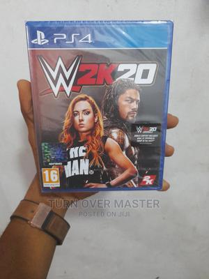 Ps4 Wwe2k20 | Video Games for sale in Lagos State, Ikeja