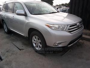 Toyota Highlander 2012 Silver | Cars for sale in Lagos State, Apapa