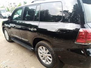 Lexus LX 2008 570 Black | Cars for sale in Lagos State, Ikoyi