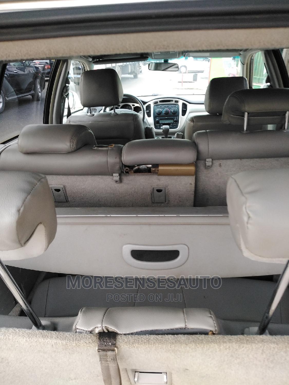 Archive: Toyota Highlander 2004 V6 AWD Silver