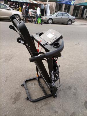 Powerflex 2.5hp Multi Purpose 4 in 1 Treadmills | Sports Equipment for sale in Lagos State, Surulere