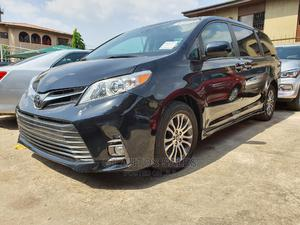 Toyota Sienna 2019 XLE AWD Black | Cars for sale in Lagos State, Ikeja