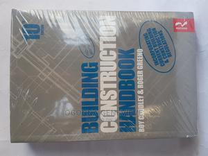 Building Construction Handbook   Books & Games for sale in Lagos State, Yaba