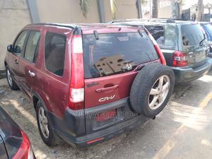 Honda CR-V 2005 Red | Cars for sale in Lagos State, Ikeja