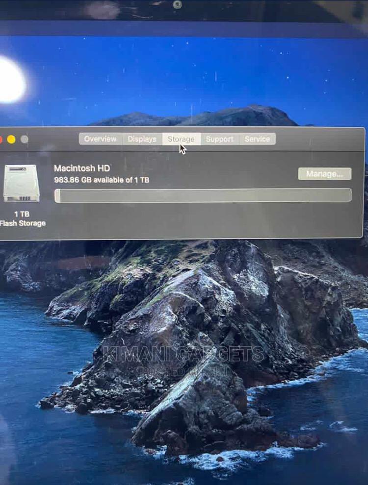 Laptop Apple MacBook Pro 2015 16GB Intel Core I7 SSD 1T | Laptops & Computers for sale in Ikeja, Lagos State, Nigeria