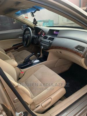 Honda Accord 2009 EX Automatic Gold | Cars for sale in Oyo State, Ibadan
